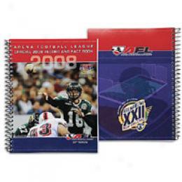 Afl Arena Football Fact Book 2008