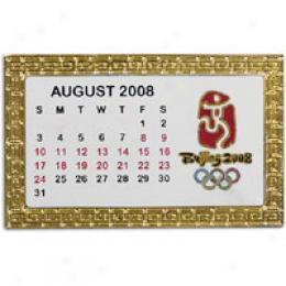 Aminco Beijing Calendar Pin