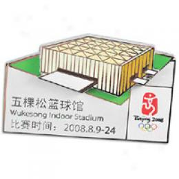 Aminci Beijing Venue Pin