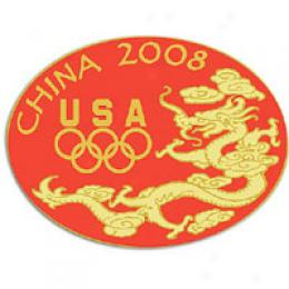 Aminco China 2008 Olympics Pins