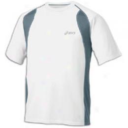 Asics(r) Men's R/f Distance Run Shirt