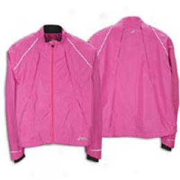 Asics(r) Women's Attack  Shelter Jacket