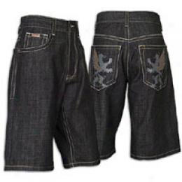 Avirex Men's Chosen One Denim Lacking