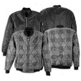 Avirex Men's Glen Bomber Jacket