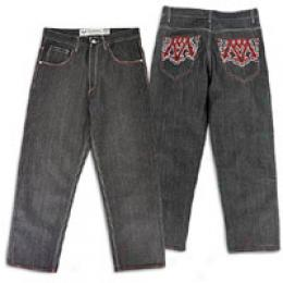 Avirex Men's Rattler Denim