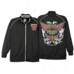 Avirex Men's Rogue Track Jacket