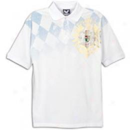 Avirex Men's Royal Crest Polo
