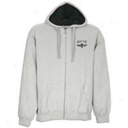 Avirex Men's Zip Fleece Hoody