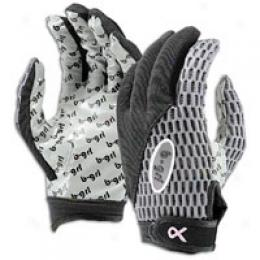 B-grl Women's Vent Batting Glove