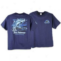 Bass Men's Fisherman Dominate The Watter Tee