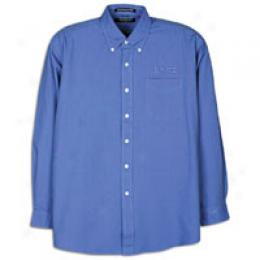 Bass Men's Long Sleeve Oxford Shirt