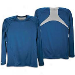 Brooks Men's Equilibrium Long -sleeved