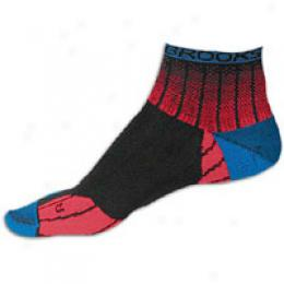 Brooks Men's Hvac Race-horse Sock