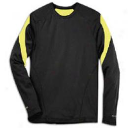 Brooks Men's Nightlife Equilibrium Long Sleeved