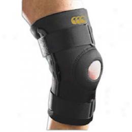Cqnterbury Hngd Knee Brce W/ Knee-pan Spprt