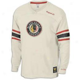 Ccm Meh's Nhl Flawless Team Ls Jersey