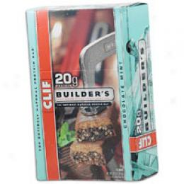 Clif Bar Builders Protein Bars-12 Pack