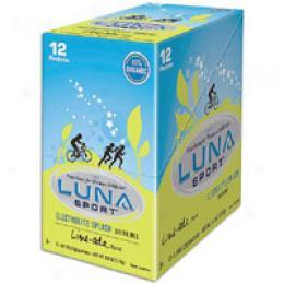 Clif Bar Women's Luna Sport Drink-12 Pack Elect