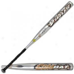 Combat Virus Plague Softball Bat
