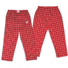 Concept Sports Men's Nhl Flannel Sleep Pant