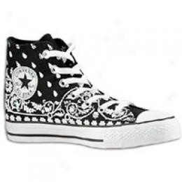 Converse Men's All Star Hi Rap Bandana