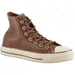 Converse Men's All Star Hi Metal Leather