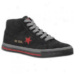 Converse Men's One Star Mid