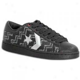 Converse Men's Red Pro Leather Bft