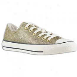 Converse Women's Altogether Star Ox Cause Sparkle