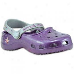 Crocs Big Kids Mary Jane Hannah Montana