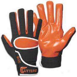 Cutters Linebacker/running Back Football Glove