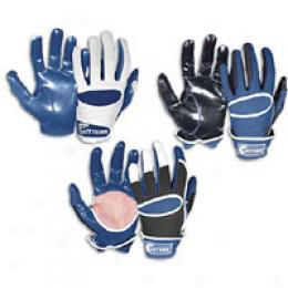 Cutters Men's  3 Pk Pro-fit Receiver Gloves