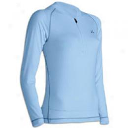 Cw-x Women's Litefit Long-sleeve Zip Tee