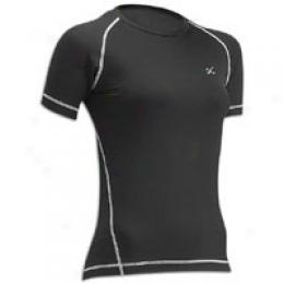 Cw-x Women's Litefit Short-sleeve Top
