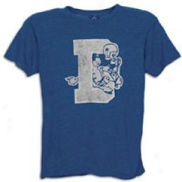 Dcm Men's Nfl Cowboys Vintage Logo Tee