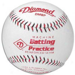 Diamond Dmbp Leather Pitching Machine Baseball