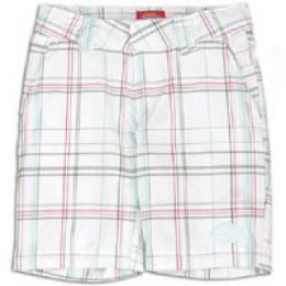 Dickies Big Kids Plaid Sort
