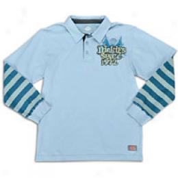 Dickies Big Kids Washed Jersey Polo 2fer