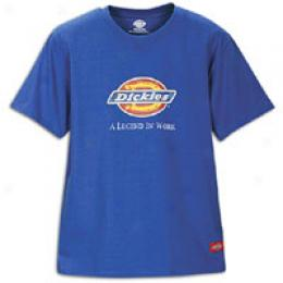 Dickies Little Kids Screenprinted Logo S/s Tee
