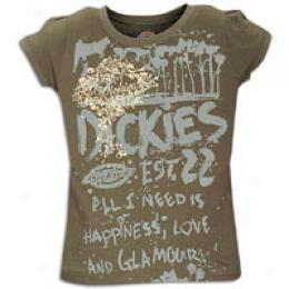 Dickies Little Kids S/s Crew Neck Tee