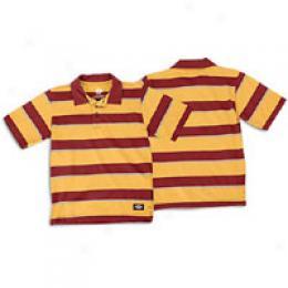 Dickies Little Kids Striped Jersey Polo