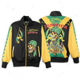Ed Hardy Country rTack Jacket W/stones - Men's