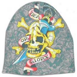 Ed Hardy Death Or Glory Beanie