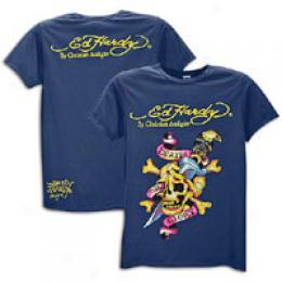 Ed Hardy Death Or Glory Tee - Men's