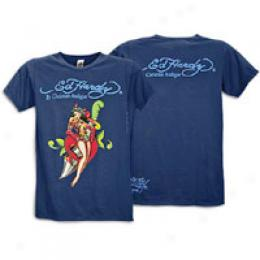 Ed Hardy Devil Woman Tee - Men's