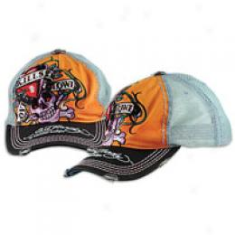 Ed Hardy Love Kills Slowly Waahed Hat