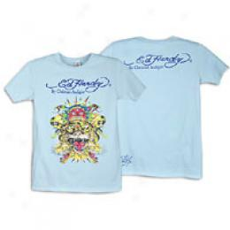 Ed Hardy Men's Tiger S/s Tee