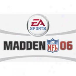 Electronic Arts Madden Nfl 2006