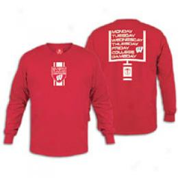 Espn Men's Game Day Bravado L/s Tee
