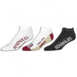 For Bare Fe3t Men's 3 Pack Arch Socks